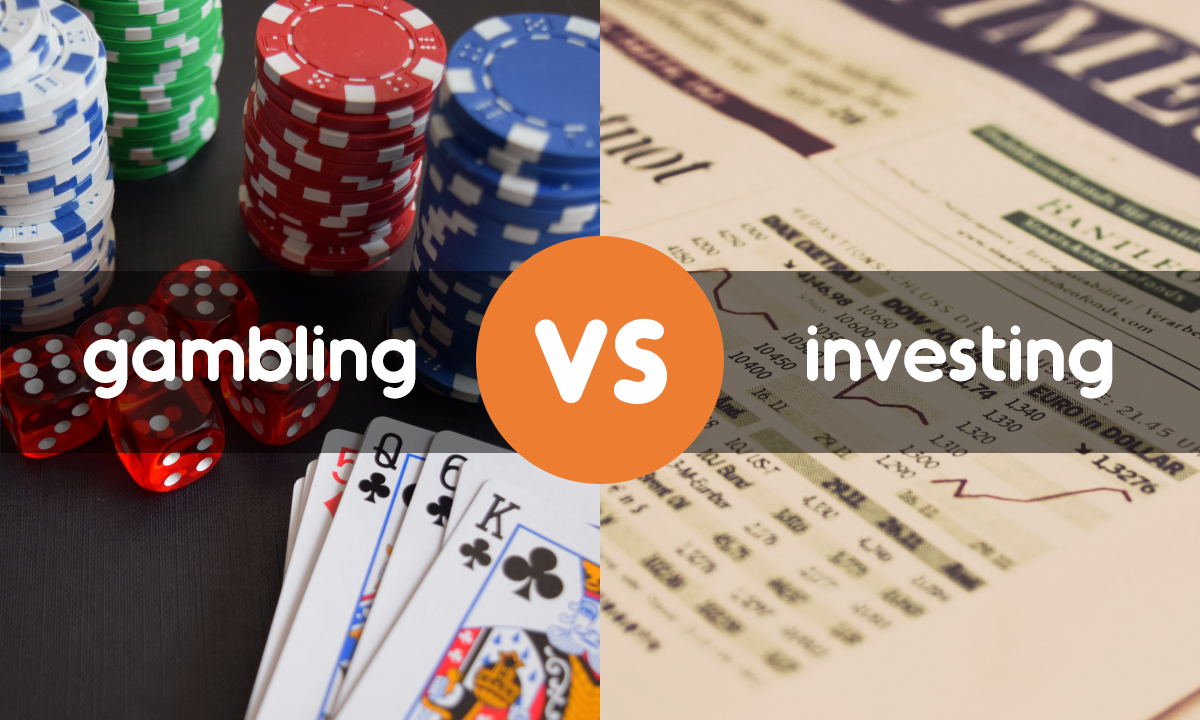 Psst! Are you investing, gambling or speculating?